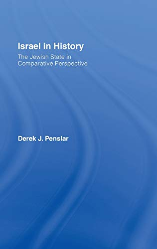 9780415400367: Israel in History: The Jewish State in Comparative Perspective