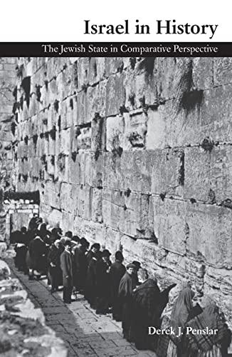 Israel in History: Penslar, Derek J.
