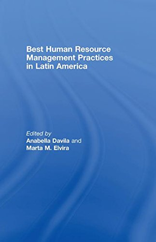 9780415400602: Best Human Resource Management Practices in Latin America