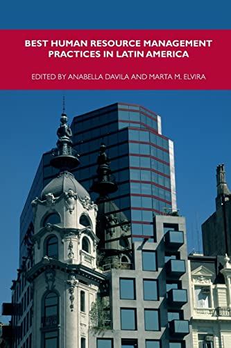 9780415400626: Best Human Resource Management Practices in Latin America