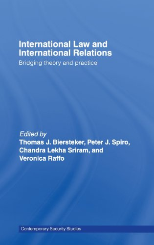 9780415400763: International Law and International Relations: Bridging Theory and Practice (Contemporary Security Studies)