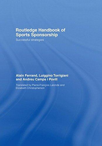 9780415401104: Routledge Handbook of Sports Sponsorship: Successful Strategies