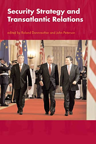 9780415401906: Security Strategy and Transatlantic Relations
