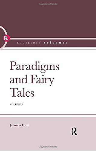 9780415401975: Paradigms and Fairy Tales