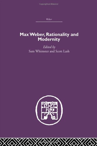 9780415402156: Max Weber, Rationality and Modernity (Volume 5)