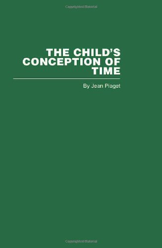 9780415402231: The Child's Conception of Time