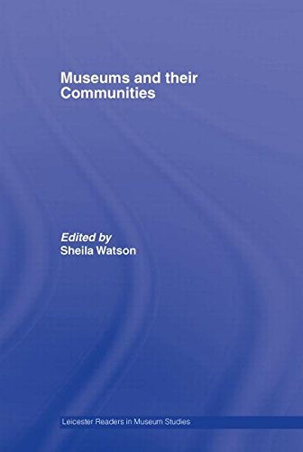 9780415402590: Museums and their Communities (Leicester Readers in Museum Studies)