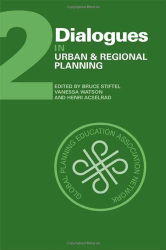 9780415402859: Dialogues in Urban and Regional Planning: Volume 2: Volume 3