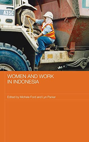9780415402880: Women and Work in Indonesia