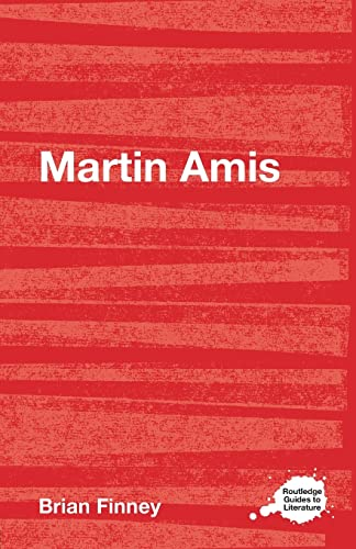 9780415402927: Martin Amis (Routledge Guides to Literature)