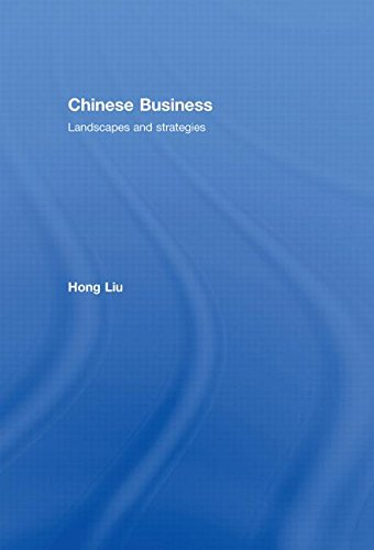 9780415403085: Chinese Business: Landscapes and Strategies