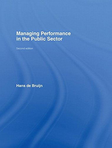 9780415403191: Managing Performance in the Public Sector