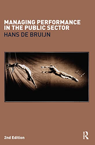 9780415403207: Managing Performance in the Public Sector