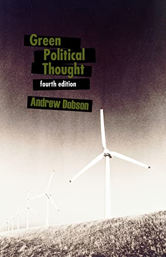 9780415403528: Green Political Thought