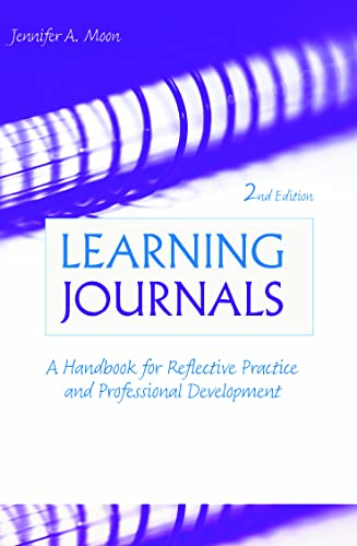 9780415403757: Learning Journals: A Handbook for Reflective Practice and Professional Development: Volume 1