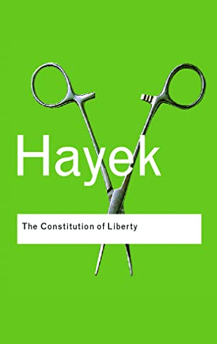 9780415404242: The Constitution of Liberty