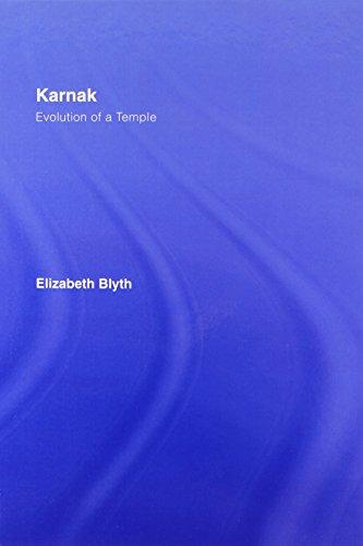 9780415404860: Karnak: Evolution of a Temple