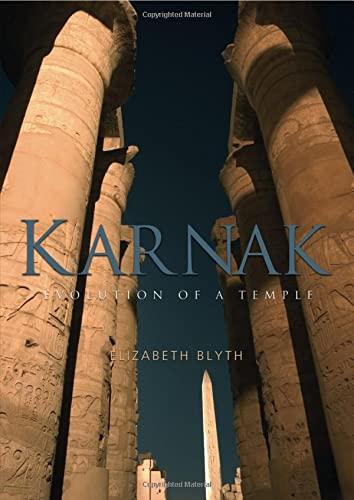 9780415404877: Karnak: Evolution of a Temple