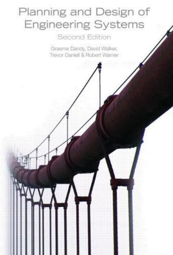 9780415405515: Planning and Design of Engineering Systems, Second Edition