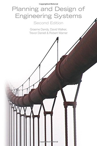 9780415405522: Planning and Design of Engineering Systems, Second Edition