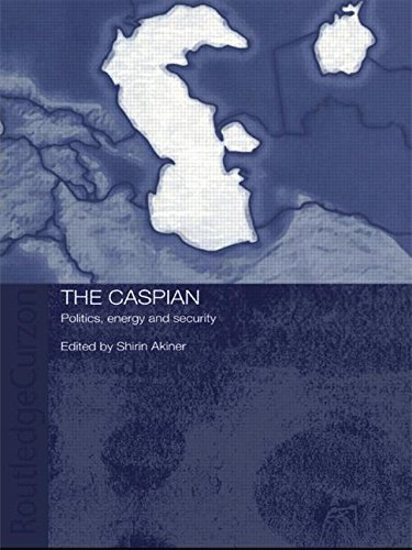 9780415405744: The Caspian: Politics, Energy and Security (Central Asia Research Forum)