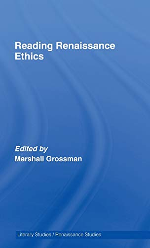 9780415406345: Reading Renaissance Ethics