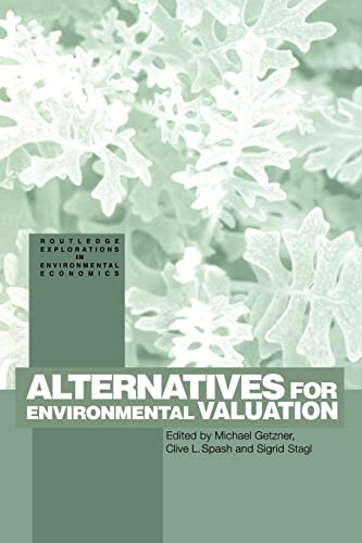 9780415406369: Alternatives for Environmental Valuation