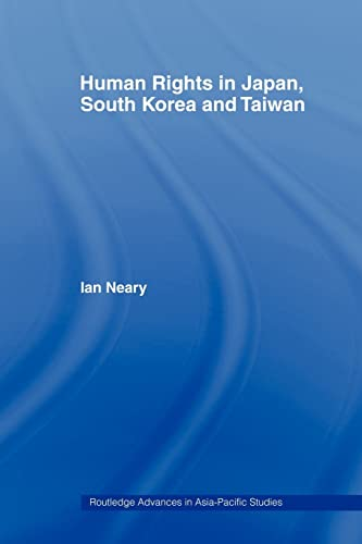 9780415406697: Human Rights in Japan, South Korea and Taiwan