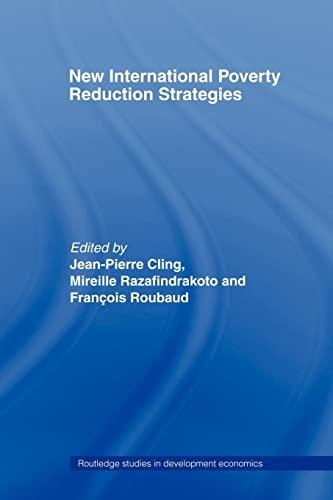 9780415406949: New International Poverty Reduction Strategies