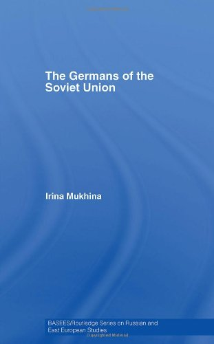 9780415407311: The Germans of the Soviet Union (BASEES/Routledge Series on Russian and East European Studies)