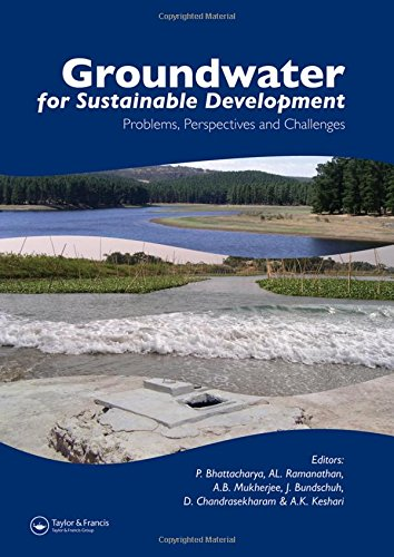 9780415407762: Groundwater for Sustainable Development: Problems, Perspectives and Challenges (Balkema: Proceedings and Monographs in Engineering, Water and Earth Sciences)