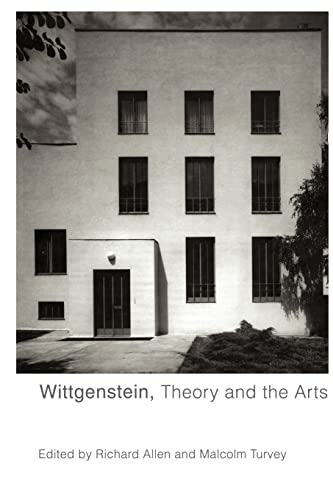 9780415408257: Wittgenstein, Theory and the Arts
