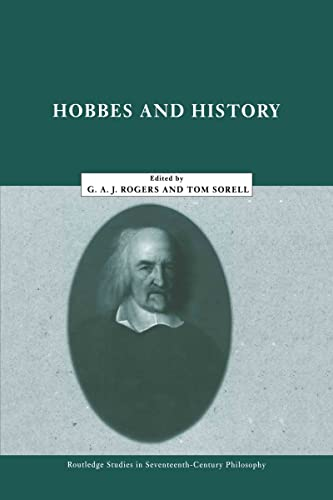 9780415408301: Hobbes and History (Routledge Studies in Seventeenth Century Philosophy)