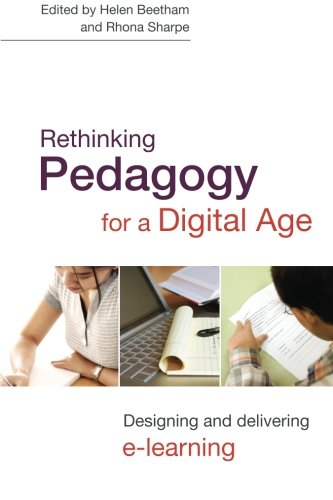 9780415408745: Rethinking Pedagogy for a Digital Age: Designing and Delivering E-Learning