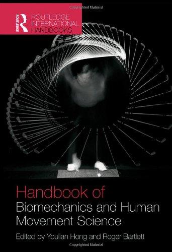 9780415408813: Routledge Handbook of Biomechanics and Human Movement Science (Routledge International Handbooks)