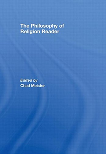 9780415408905: The Philosophy of Religion Reader