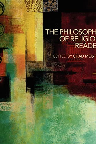 9780415408912: The Philosophy of Religion Reader