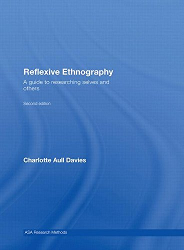 9780415409025: Reflexive Ethnography: A Guide to Researching Selves and Others