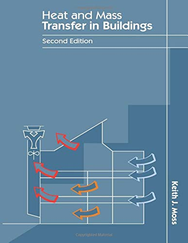 9780415409087: Heat and Mass Transfer in Buildings