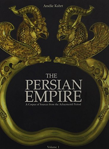 9780415409100: Persian Empire: A Corpus of Sources from the Achaemenid Period