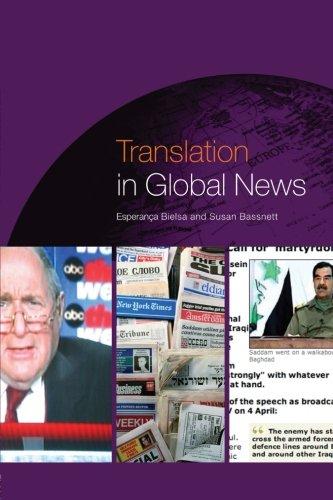 Translation In Global News: Esperanca Bielsa