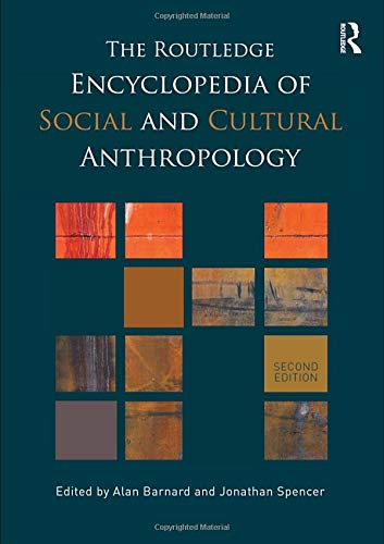 9780415409780: The Routledge Encyclopedia of Social and Cultural Anthropology