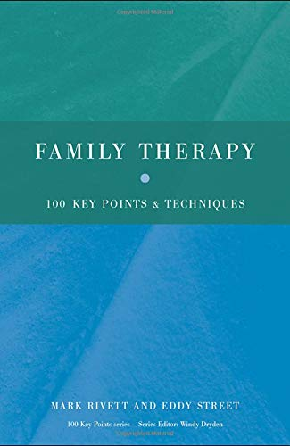 9780415410380: Family Therapy: 100 Key Points and Techniques
