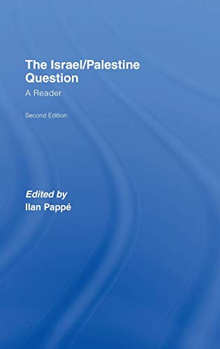 9780415410960: The Israel/Palestine Question: A Reader