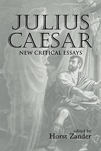 9780415410991: Julius Caesar: New Critical Essays (Shakespeare Criticism)