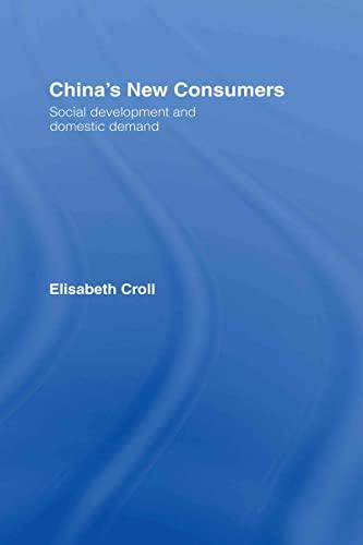9780415411233: China's New Consumers