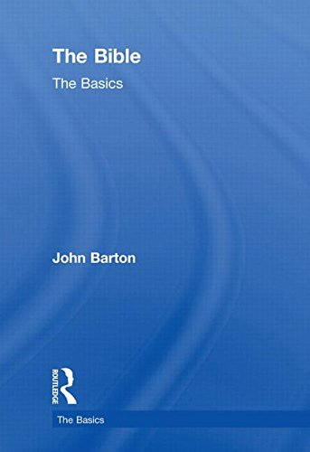 9780415411356: The Bible: The Basics
