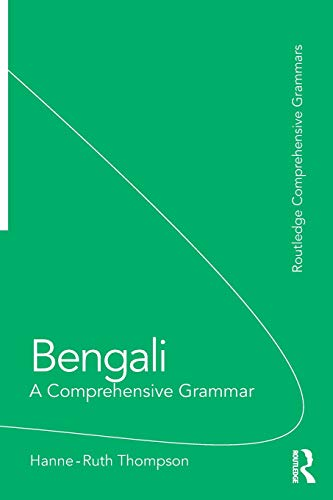 9780415411394: Bengali: A Comprehensive Grammar (Routledge Comprehensive Grammars)
