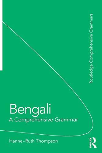 9780415411394: Bengali: A Comprehensive Grammar (Routledge Comprehensive Grammars)