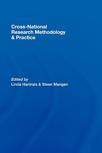 9780415411400: Cross-National Research Methodology and Practice